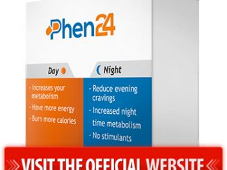 Visit official Phen24 WebSite