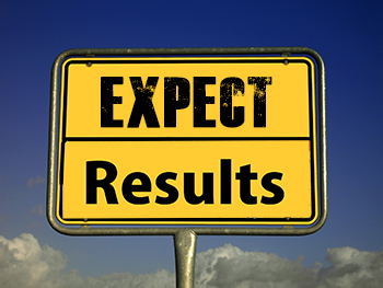 Expect Results
